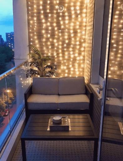 balcony makeover