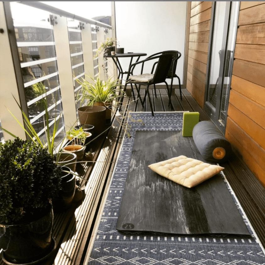 Balcony Yoga Studio
