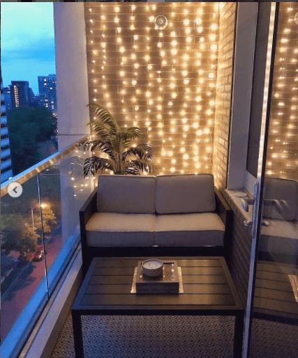 balcony wall lights
