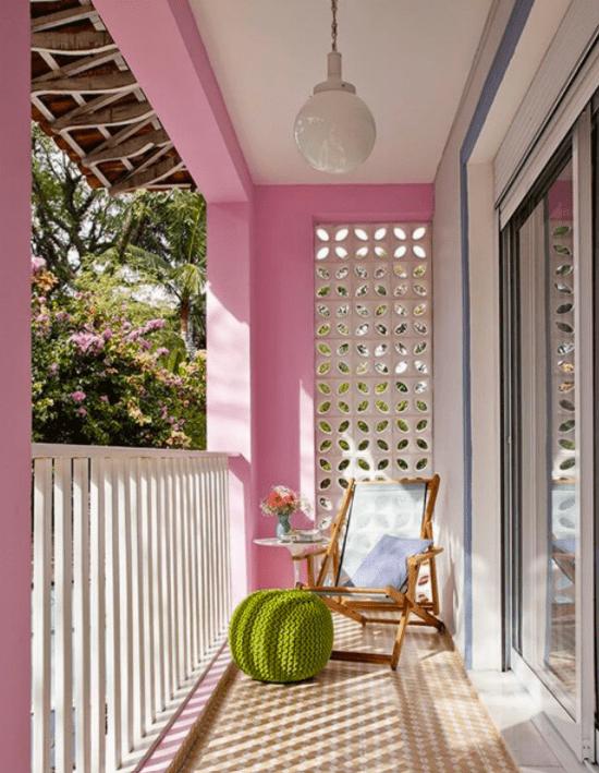 balcony painting ideas
